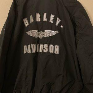 Harley Davidson 'an American legend' jacket (xxl)